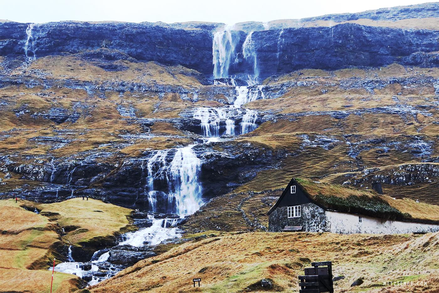 Faroe Islands road trip to Saksun