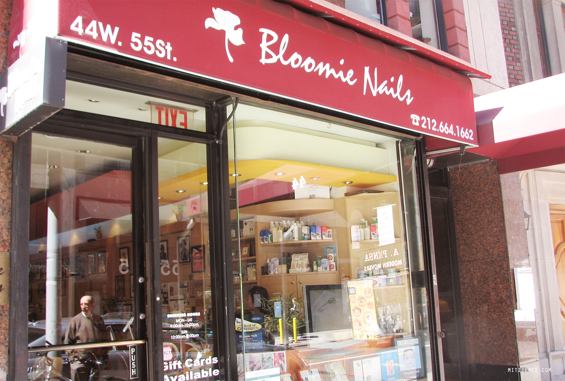 Bloomie Nails, New York