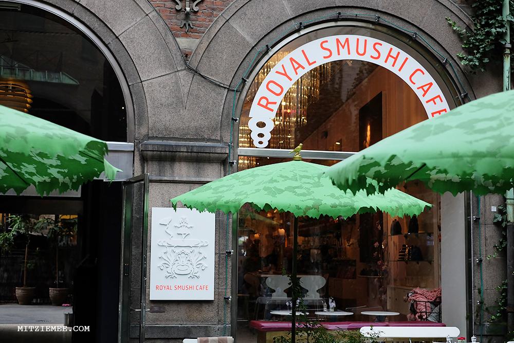Royal Smushi Cafe, Copenhagen