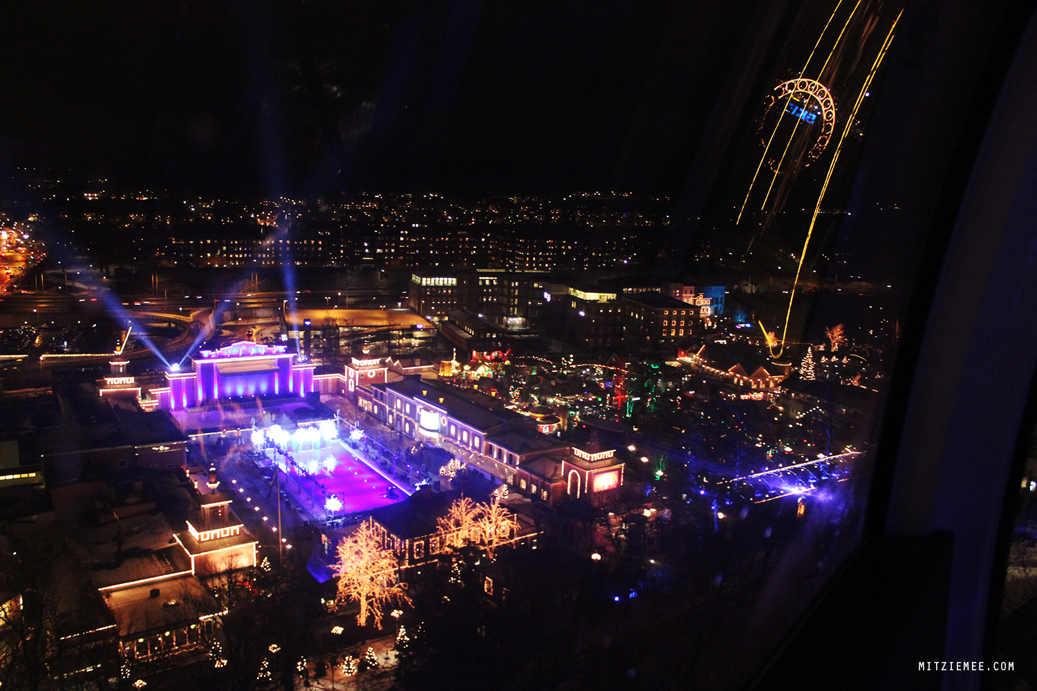 Christmas at Liseberg, Gothenburg