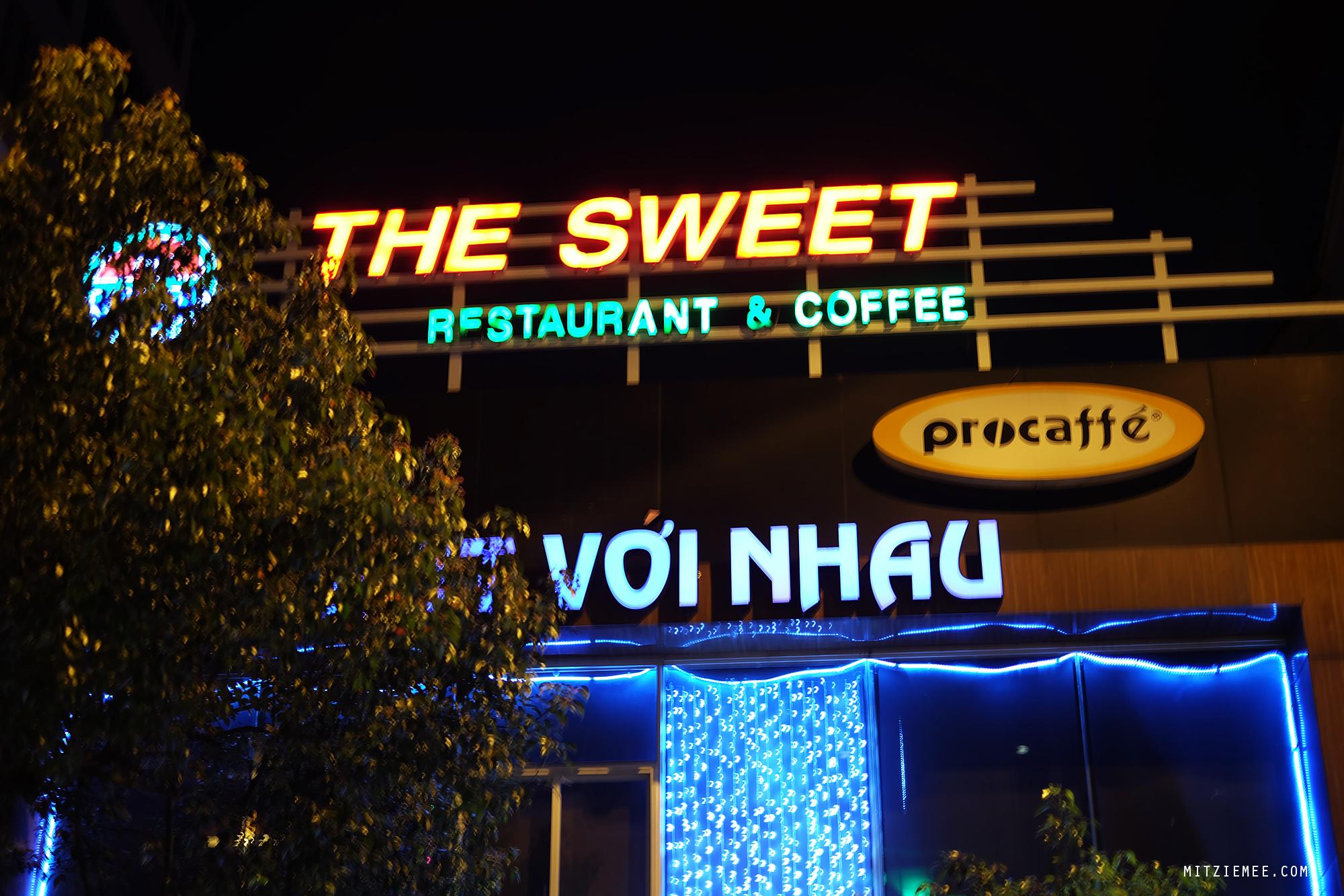 The Sweet Restaurant, Pho, Ho Chi Minh City, Vietnam