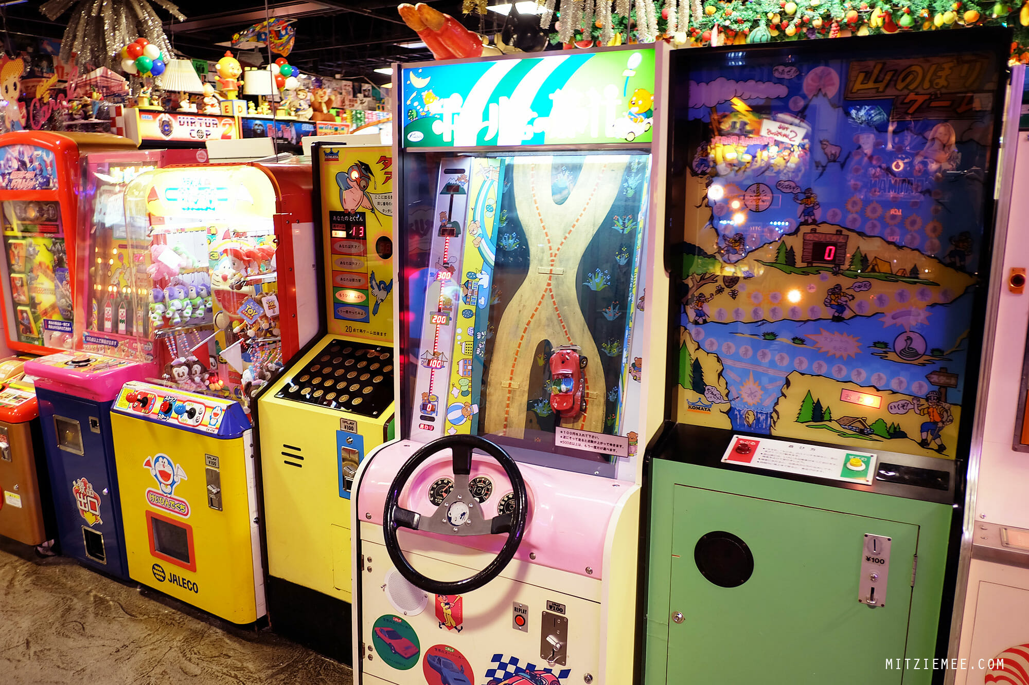 1-Chome Playland in Tokyo