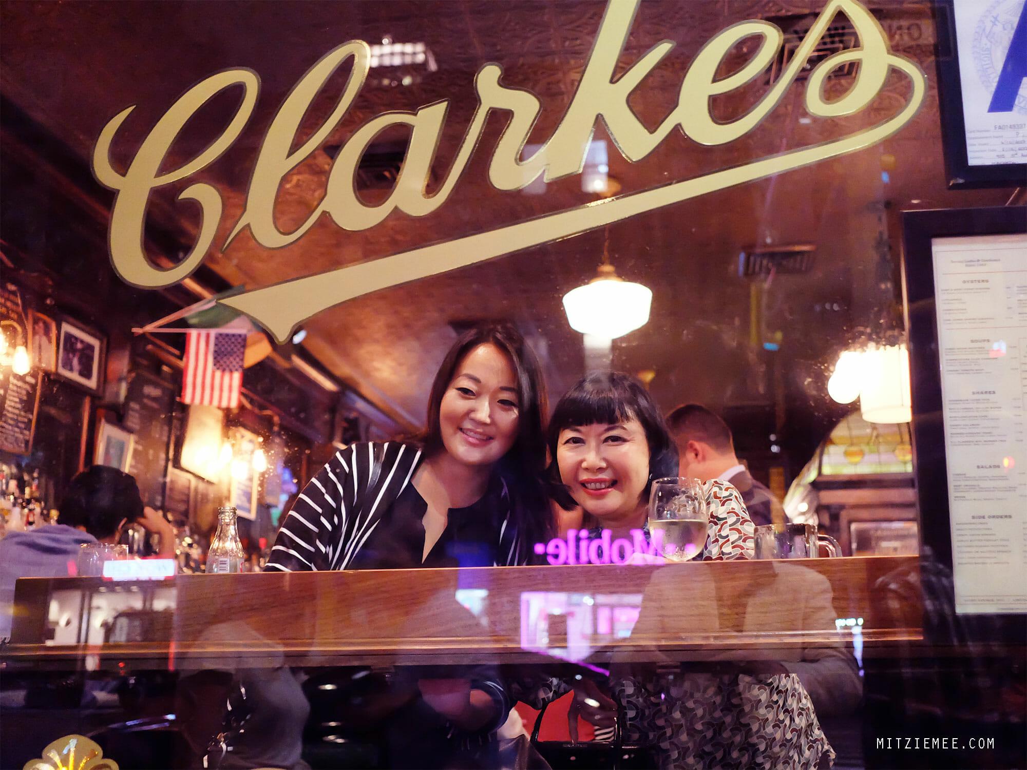 P.J. Clarke's, classic bar in New York City