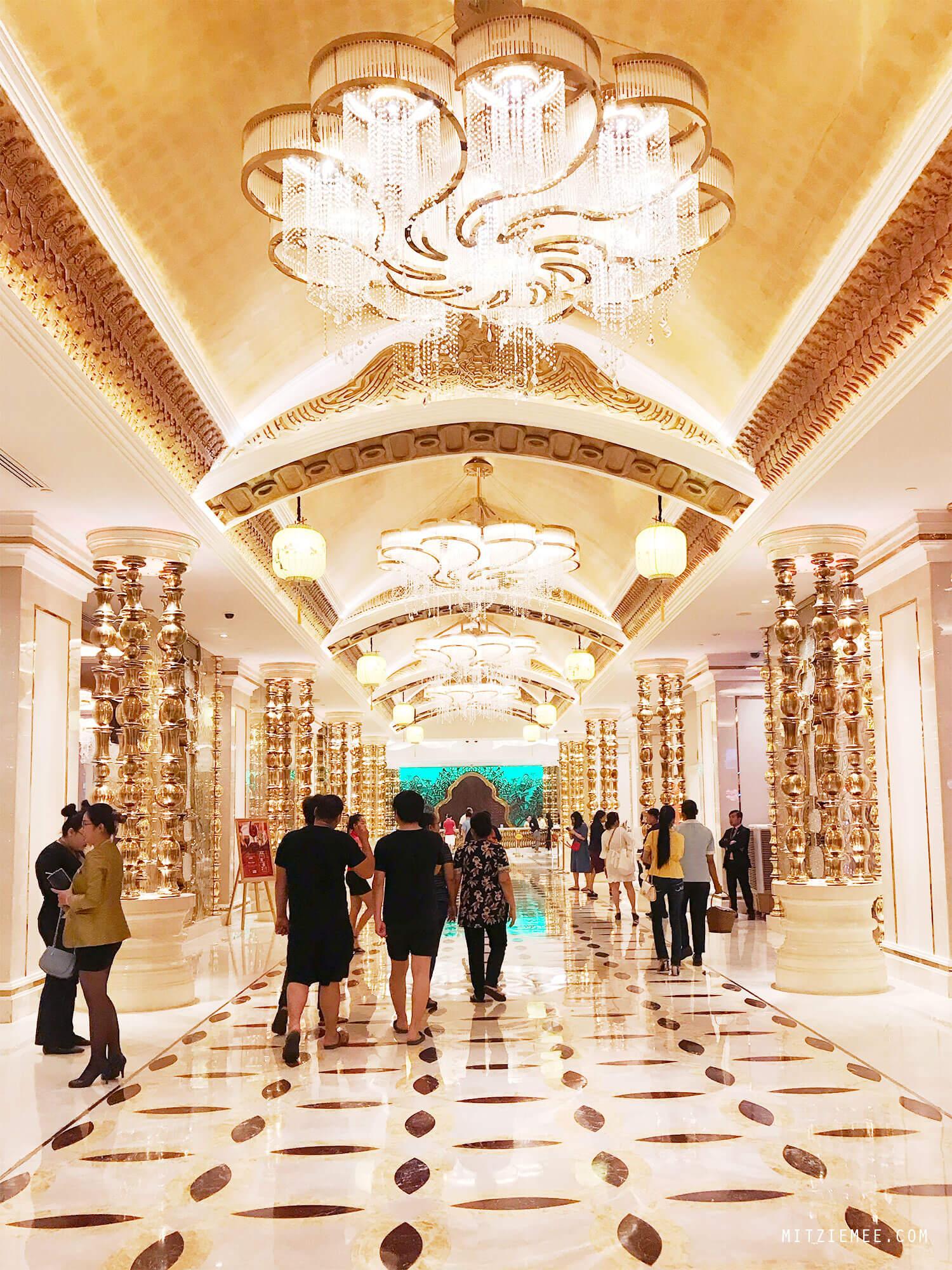 Lobby, Naga 2, Phnom Penh