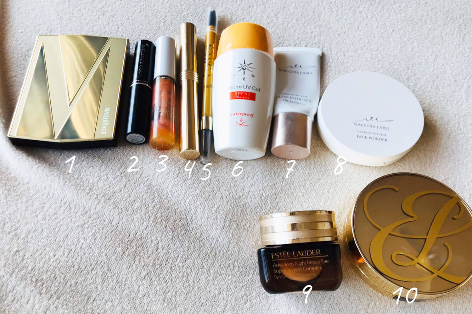 Beauty and makeup products in Japan