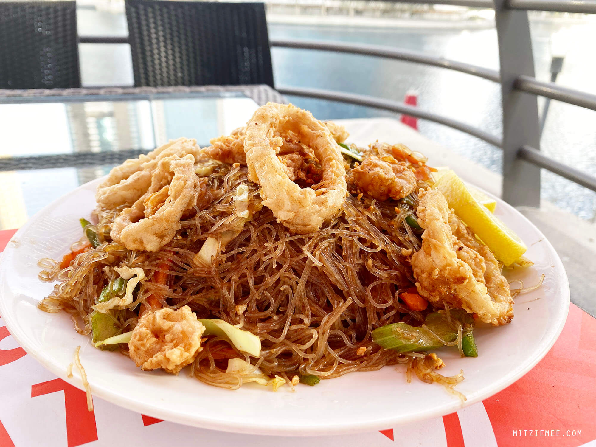 Seafood pancit, Filipino food, Sarap Nation, JLT, Dubai