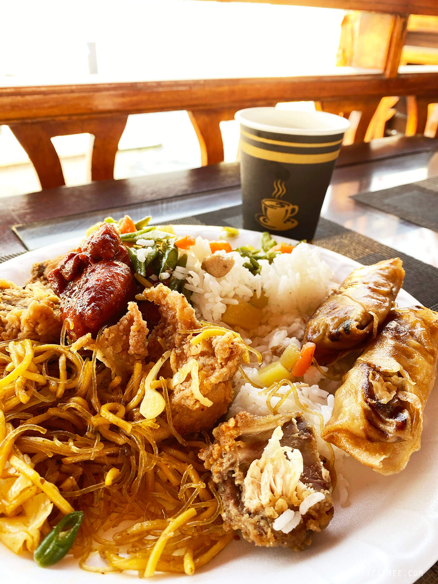 Authentic Angels, floating Filipino restaurant in Dubai